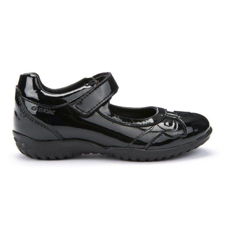 Geox Girl's School Shoe J54A6A –