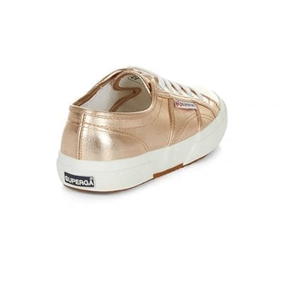 2750 cotmetu rose gold sneakers Superga
