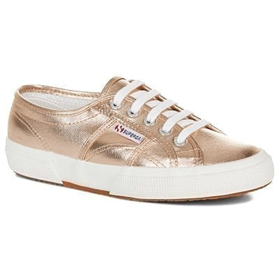 2750 Superga cot metu rose gold